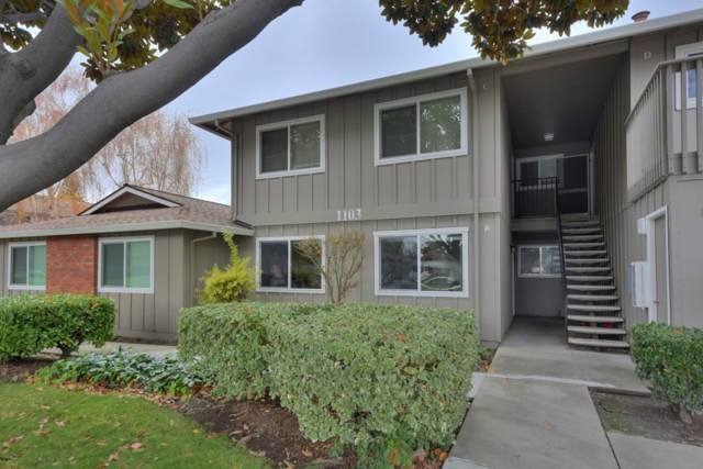 1103 Reed Ave B, Sunnyvale, CA 94086 (#ML81777234) :: The Kulda Real Estate Group