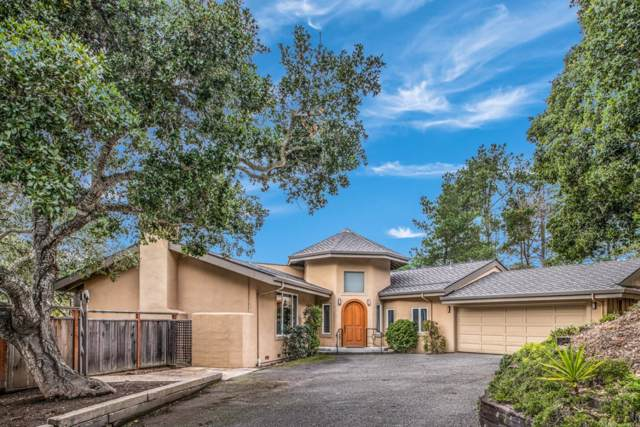 25460 Loma Robles Dr, Carmel Valley, CA 93923 (#ML81777241) :: Strock Real Estate