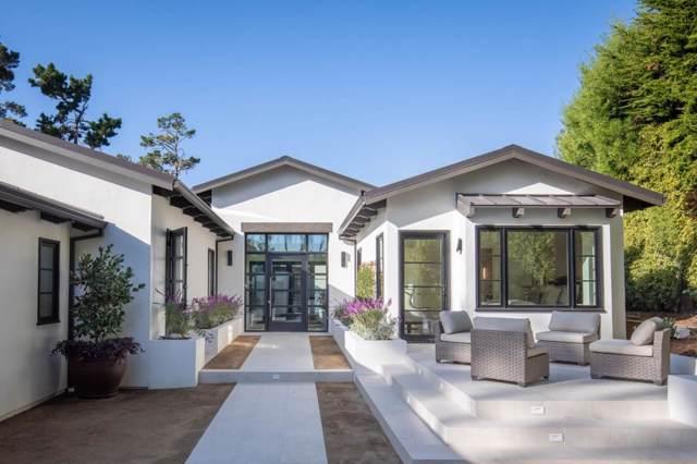 1230 Silver Ct, Pebble Beach, CA 93953 (#ML81777244) :: The Kulda Real Estate Group