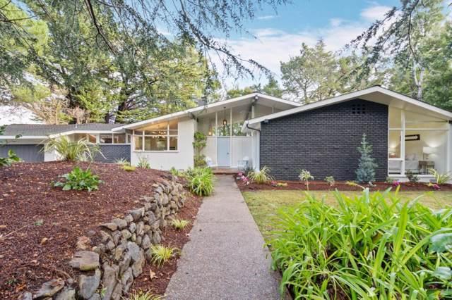 3755 Ralston Ave, Hillsborough, CA 94010 (#ML81777284) :: The Kulda Real Estate Group