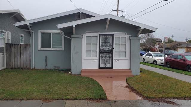 1030 Camelia St, Berkeley, CA 94710 (#ML81777355) :: The Kulda Real Estate Group