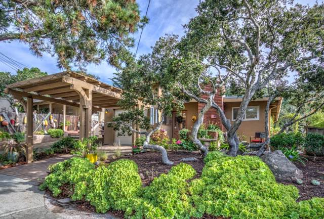 0 NE San Carlos 2Ne Of 12th Ave, Carmel, CA 93921 (#ML81777392) :: The Kulda Real Estate Group