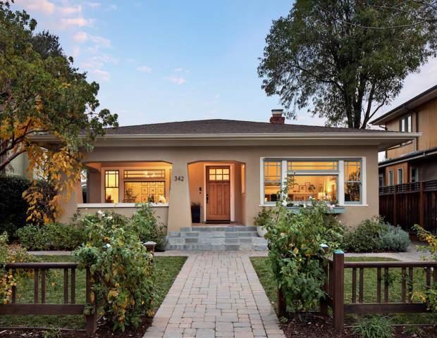 342 Hawthorne Ave, Palo Alto, CA 94301 (#ML81777493) :: Strock Real Estate
