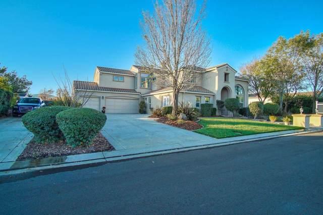 152 Via Vaquero Sur, San Juan Bautista, CA 95045 (#ML81777617) :: The Sean Cooper Real Estate Group