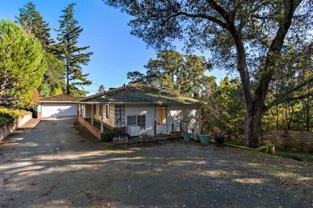 1175 San Raymundo Rd, Hillsborough, CA 94010 (#ML81777978) :: The Kulda Real Estate Group