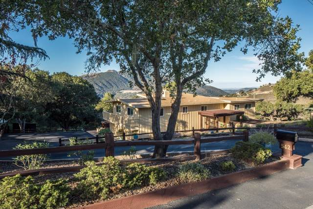 542 Country Club Dr, Carmel Valley, CA 93924 (#ML81778010) :: The Kulda Real Estate Group