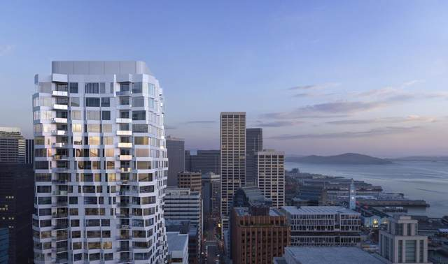 280 Spear St 6J, San Francisco, CA 94105 (#ML81778093) :: Strock Real Estate