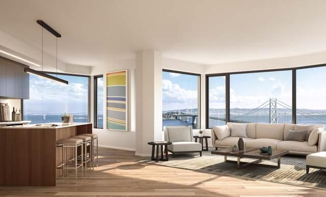 280 Spear St 34A, San Francisco, CA 94105 (#ML81778095) :: Strock Real Estate