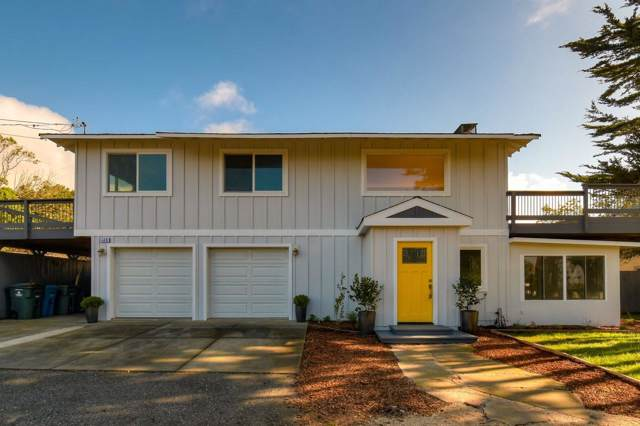 146 La Grande Ave, Moss Beach, CA 94038 (#ML81778233) :: The Kulda Real Estate Group