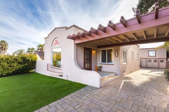 122 Wendell St, Santa Cruz, CA 95060 (#ML81778324) :: Strock Real Estate