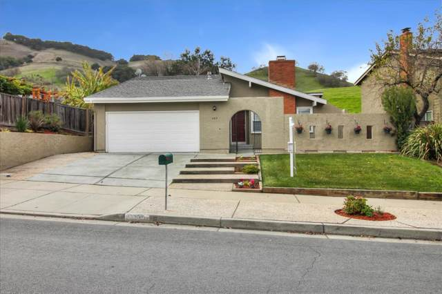 480 Curie Dr, San Jose, CA 95123 (#ML81778430) :: Intero Real Estate