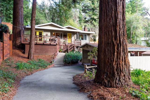640 Hillcrest Dr, Felton, CA 95018 (#ML81778679) :: The Sean Cooper Real Estate Group