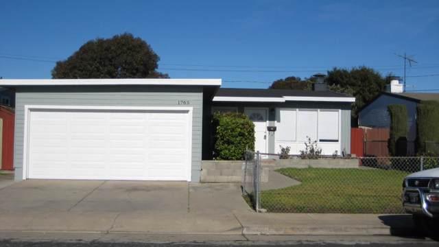 1765 Royal Ave, San Mateo, CA 94401 (#ML81778935) :: The Kulda Real Estate Group