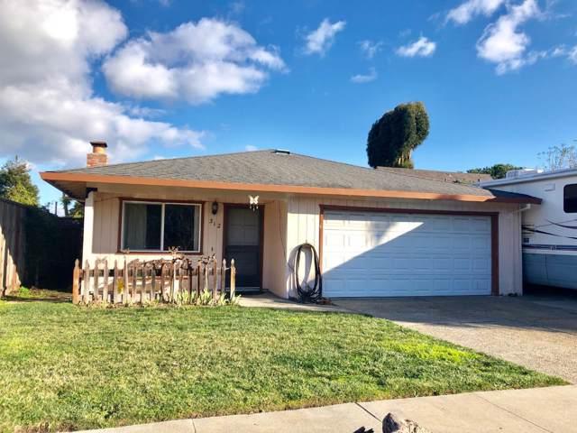 312 Liberty St, Santa Cruz, CA 95060 (#ML81778938) :: Strock Real Estate