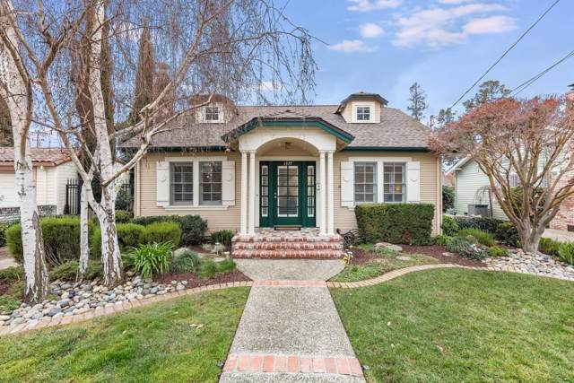 1377 Cristina Ave, San Jose, CA 95125 (#ML81779100) :: Keller Williams - The Rose Group