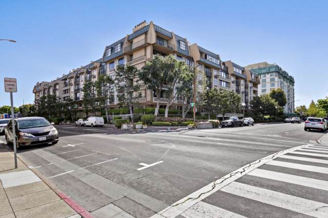 555 Laurel Ave 401, San Mateo, CA 94401 (#ML81779188) :: The Realty Society