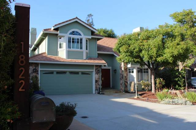 1822 White Oaks Ct, Campbell, CA 95008 (#ML81779215) :: Live Play Silicon Valley