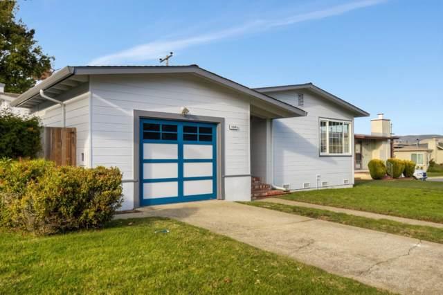 464 Alta Vista Dr, South San Francisco, CA 94080 (#ML81779241) :: The Gilmartin Group