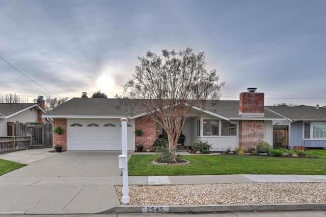 2545 Fairdell Dr, San Jose, CA 95125 (#ML81779243) :: Keller Williams - The Rose Group
