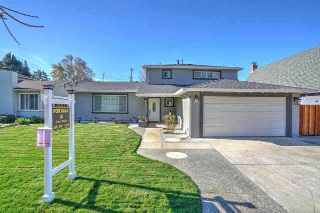 1133 S Daniel Way, San Jose, CA 95128 (#ML81779307) :: The Goss Real Estate Group, Keller Williams Bay Area Estates
