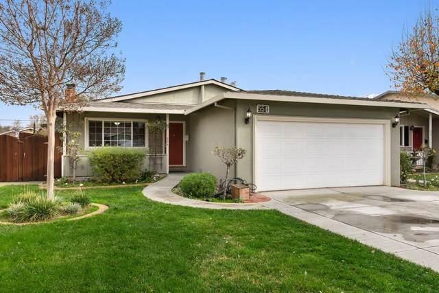 554 Menker Ave, San Jose, CA 95128 (#ML81779323) :: The Goss Real Estate Group, Keller Williams Bay Area Estates