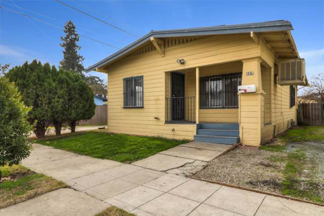 367 S A St, Stockton, CA 95205 (#ML81779334) :: RE/MAX Real Estate Services