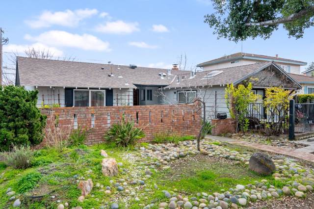 1438 Petal Way, San Jose, CA 95129 (#ML81779364) :: The Goss Real Estate Group, Keller Williams Bay Area Estates
