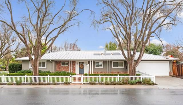 211 Laurel St, Menlo Park, CA 94025 (#ML81779403) :: Strock Real Estate