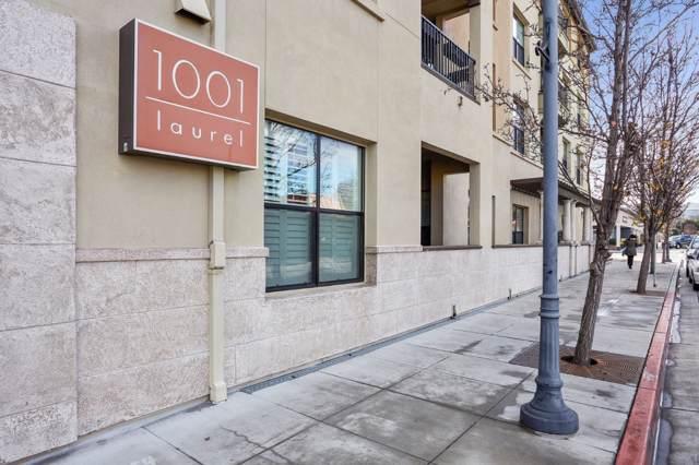 1001 Laurel St 313, San Carlos, CA 94070 (#ML81779405) :: Keller Williams - The Rose Group