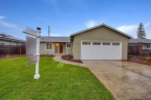 270 Wright Ave, Morgan Hill, CA 95037 (#ML81779417) :: The Goss Real Estate Group, Keller Williams Bay Area Estates