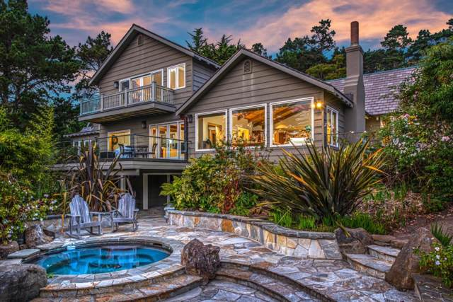 3892 Ronda Rd, Pebble Beach, CA 93953 (#ML81779482) :: The Gilmartin Group