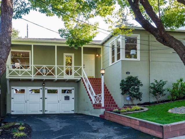 189 41st Ave, San Mateo, CA 94403 (#ML81779493) :: The Gilmartin Group