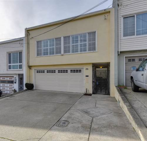 418 Florence St, Daly City, CA 94014 (#ML81779494) :: Strock Real Estate