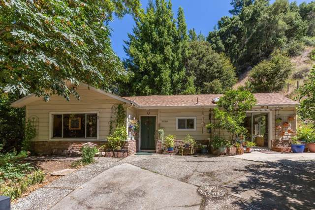 16500 Sanborn Rd, Saratoga, CA 95070 (#ML81779500) :: The Realty Society