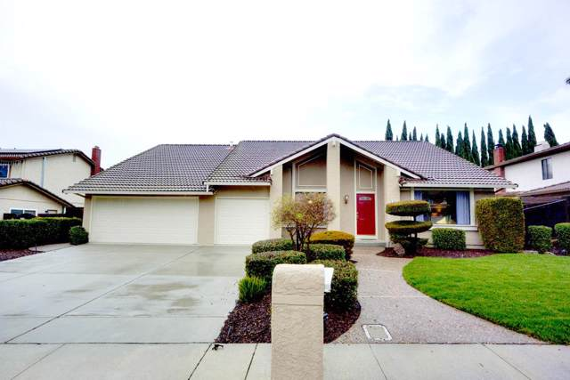 689 Cardiff, Milpitas, CA 95035 (#ML81779505) :: Intero Real Estate