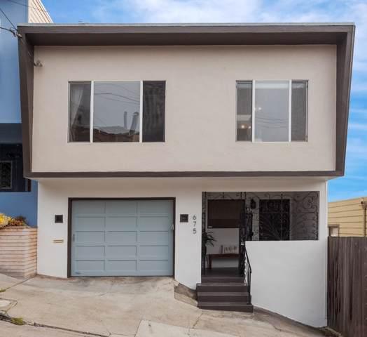 675 Prentiss St, San Francisco, CA 94110 (#ML81779511) :: The Goss Real Estate Group, Keller Williams Bay Area Estates