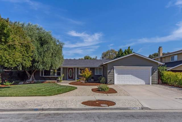 6270 Via De Adrianna, San Jose, CA 95120 (#ML81779582) :: The Realty Society