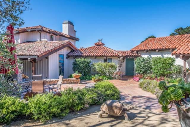 25815 Hatton Rd, Carmel, CA 93923 (#ML81779594) :: Alex Brant Properties