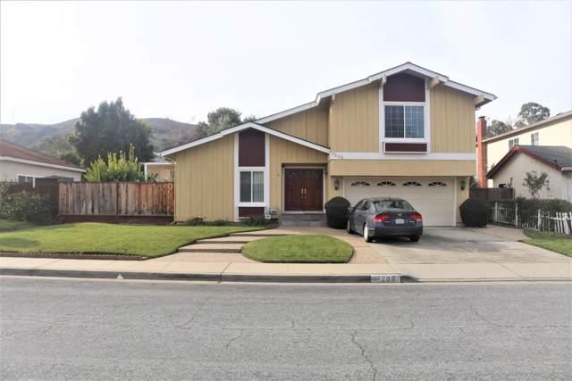 7209 Rosencrans Way, San Jose, CA 95139 (#ML81779596) :: Strock Real Estate