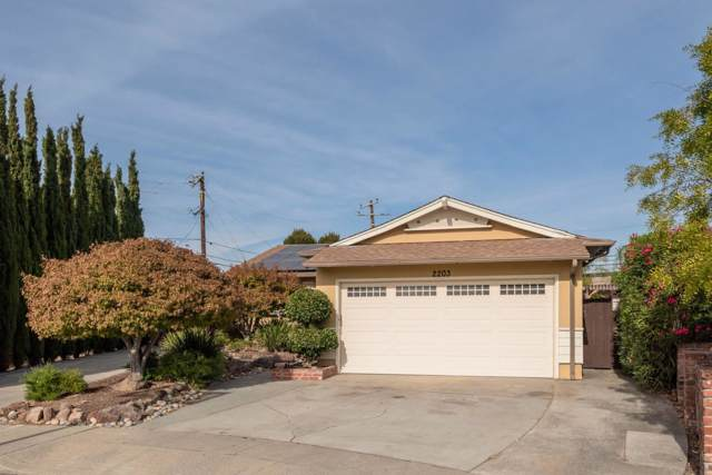 2203 Portsmouth Way, San Mateo, CA 94403 (#ML81779728) :: The Sean Cooper Real Estate Group