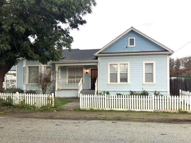 700 3rd St, San Juan Bautista, CA 95045 (#ML81779775) :: The Sean Cooper Real Estate Group