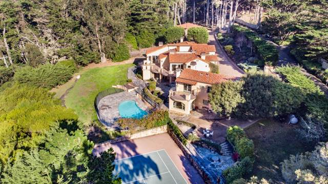 101 Lower Walden Rd, Carmel, CA 93923 (#ML81779807) :: The Gilmartin Group