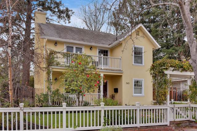 545 Sierra Ave, Mountain View, CA 94041 (#ML81779897) :: The Kulda Real Estate Group