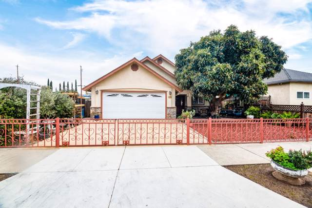 7110 Eigleberry St, Gilroy, CA 95020 (#ML81779899) :: The Kulda Real Estate Group