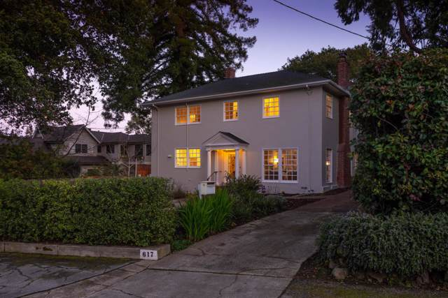 617 W Poplar Ave, San Mateo, CA 94402 (#ML81779901) :: The Kulda Real Estate Group