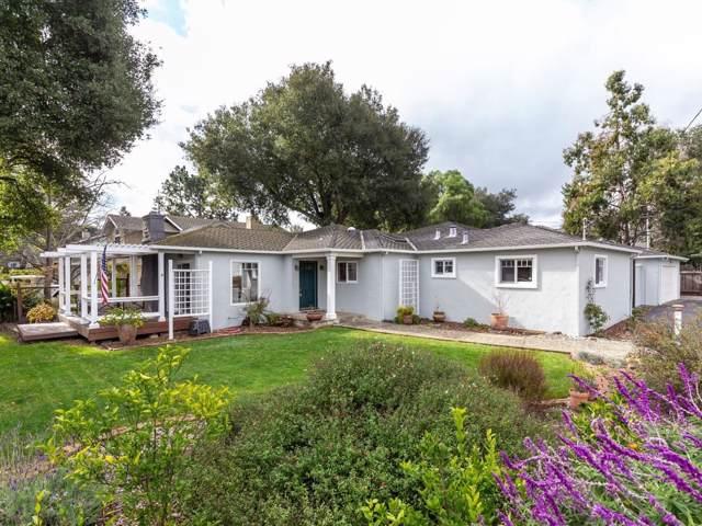 468 Hawthorne Ave, Los Altos, CA 94024 (#ML81779909) :: The Sean Cooper Real Estate Group