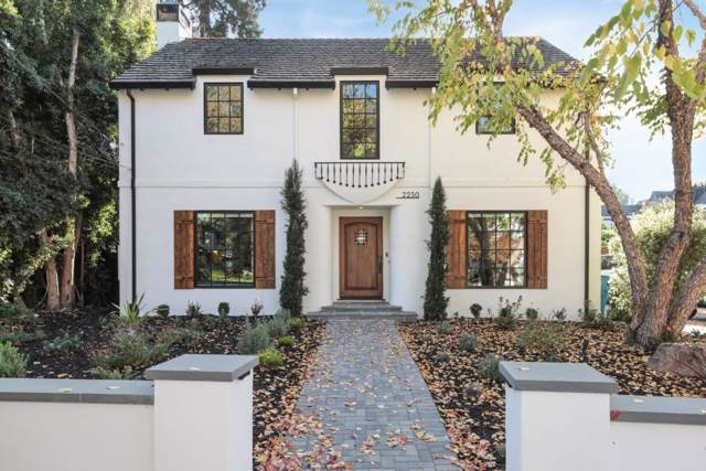 2250 Waverley St, Palo Alto, CA 94301 (#ML81779943) :: Real Estate Experts