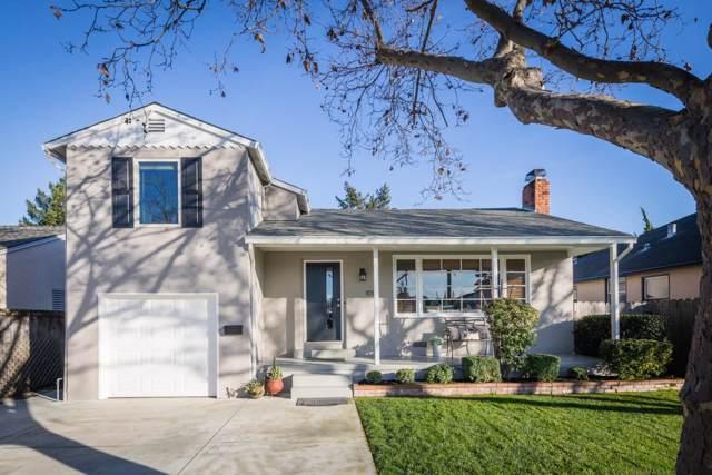 1010 Sunnybrae Blvd, San Mateo, CA 94402 (#ML81779963) :: The Kulda Real Estate Group