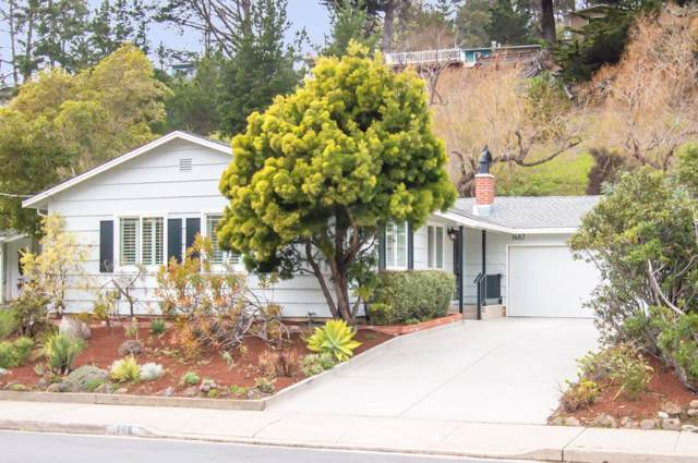 1487 Linda Mar Blvd, Pacifica, CA 94044 (#ML81779996) :: The Kulda Real Estate Group