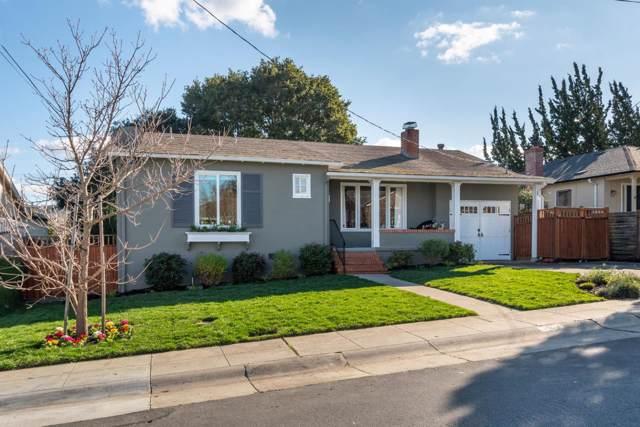 617 Sylvan Ave, San Mateo, CA 94403 (#ML81780003) :: The Kulda Real Estate Group